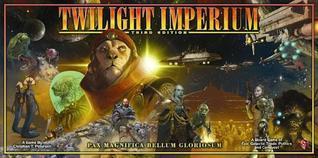 Twilight Imperium 3rd Edition  by  Fantasy Flight Games