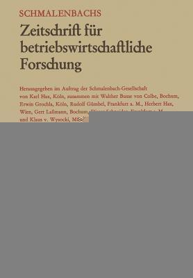 Leitungsorganisation Und Personalfuhrung  by  W Busse Von Colbe