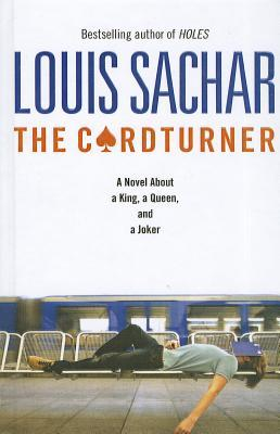 Cardturner  by  Louis Sachar