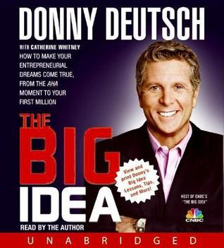 Big Idea CD Donny Deutsch