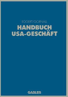Handbuch USA-Geschaft Jan A Eggert