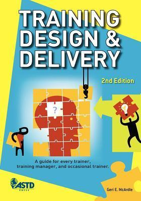 Training Design and Delivery Geri McArdle