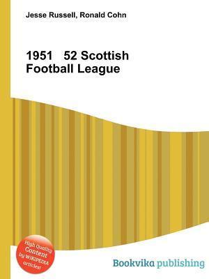 1951 52 Scottish Football League Jesse Russell