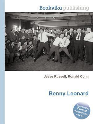Benny Leonard  by  Jesse Russell