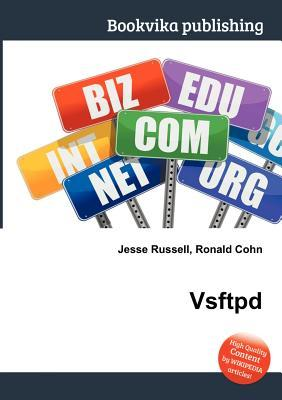 Vsftpd  by  Jesse Russell