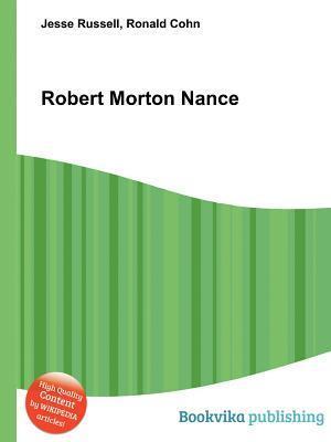 Robert Morton Nance Jesse Russell