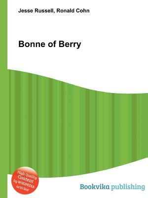 Bonne of Berry Jesse Russell