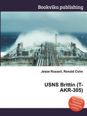 Usns Brittin (T-Akr-305) Jesse Russell
