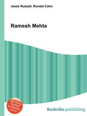 Ramesh Mehta  by  Jesse Russell