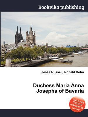 Duchess Maria Anna Josepha of Bavaria  by  Jesse Russell