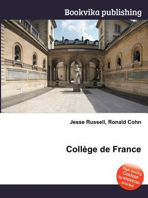 Coll GE de France Jesse Russell