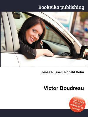 Victor Boudreau  by  Jesse Russell