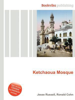 Ketchaoua Mosque  by  Jesse Russell