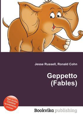 Geppetto  by  Jesse Russell