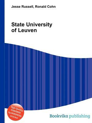 State University of Leuven Jesse Russell
