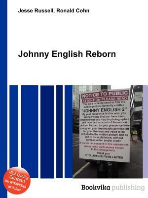 Johnny English Reborn  by  Jesse Russell