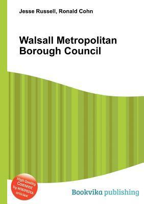 Walsall Metropolitan Borough Council Jesse Russell