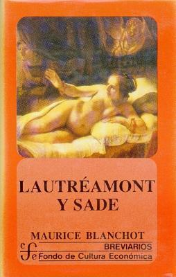 Lautreamont and Sade  by  Maurice Blanchot