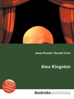 Alex Kingston  by  Jesse Russell