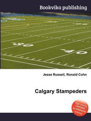 Calgary Stampeders Jesse Russell