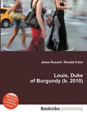 Louis, Duke of Burgundy (B. 2010)  by  Jesse Russell