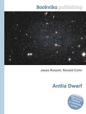 Antlia Dwarf  by  Jesse Russell