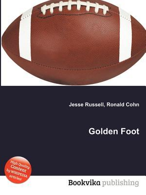 Golden Foot Jesse Russell
