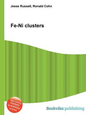 Fe-Ni Clusters  by  Jesse Russell