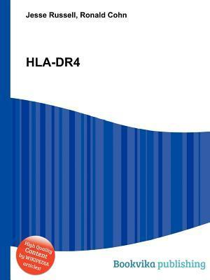 HLA-Dr4  by  Jesse Russell