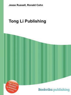 Tong Li Publishing Jesse Russell