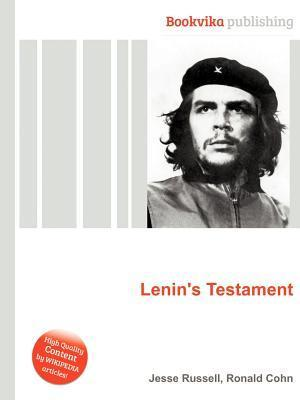 Lenins Testament  by  Jesse Russell