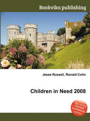 Children in Need 2008 Jesse Russell