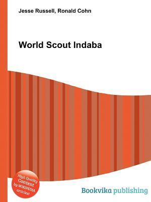 World Scout Indaba Jesse Russell