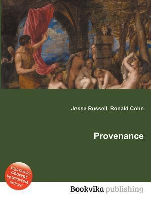 Provenance Jesse Russell