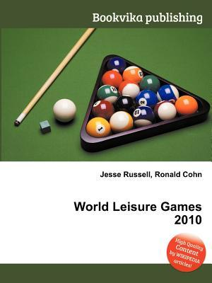 World Leisure Games 2010  by  Jesse Russell