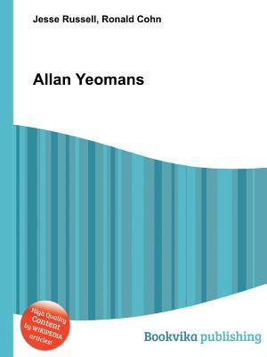 Allan Yeomans  by  Jesse Russell
