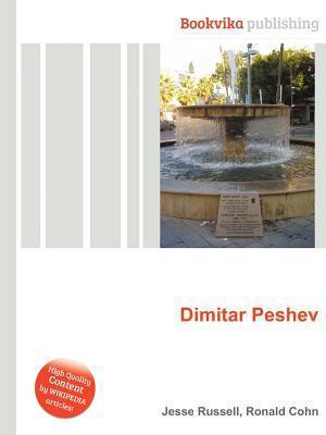 Dimitar Peshev Jesse Russell