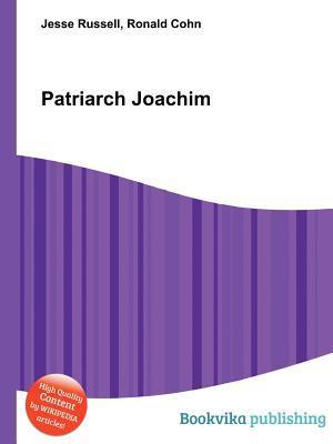 Patriarch Joachim  by  Jesse Russell