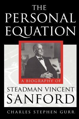The Personal Equation  by  Charles Stephen Gurr
