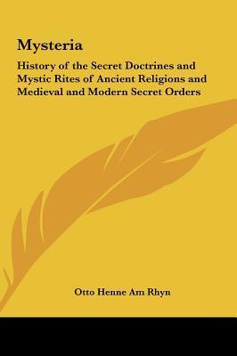 Das Buch Der Mysterien Otto Henne Am Rhyn