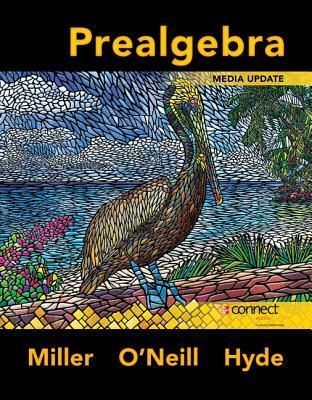 Prealgebra, Media Update Julie  Miller