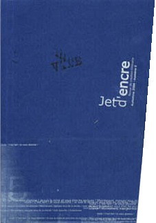 Jet dencre no5  by  Collectif