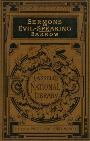 Sermons on Evil-Speaking Isaac Barrow