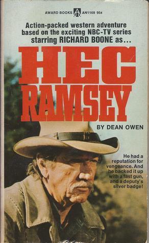 Hec Ramsey  by  Dean Owen