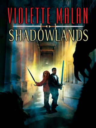 Shadowlands  by  Violette Malan