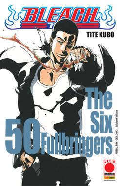 Bleach #50: The Six Fullbringers  by  Tite Kubo