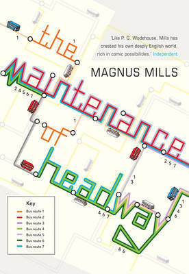 The Maintenance Of Headway  by  Magnus Mills