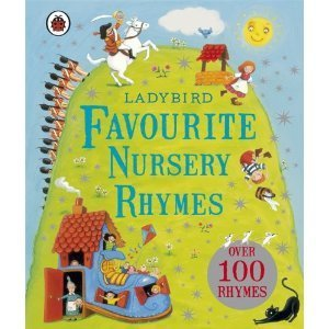 Ladybird Favourite Nursery Rhymes  by  Unknown