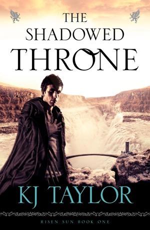 The Shadowed Throne (The Risen Sun, #2) K.J. Taylor