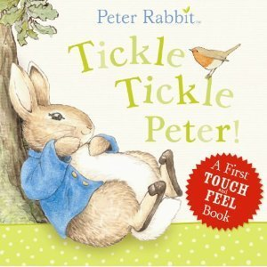 Tickle Tickle Peter!.  by  Beatrix Potter